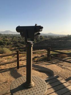 Telescope for viewing Hidden Valley