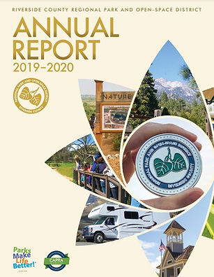 2019-2020 Annual Report thumbnail image.