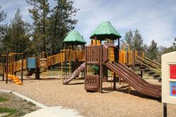 Playground at Hurkey Creek