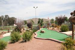 Mini Golf at RJ