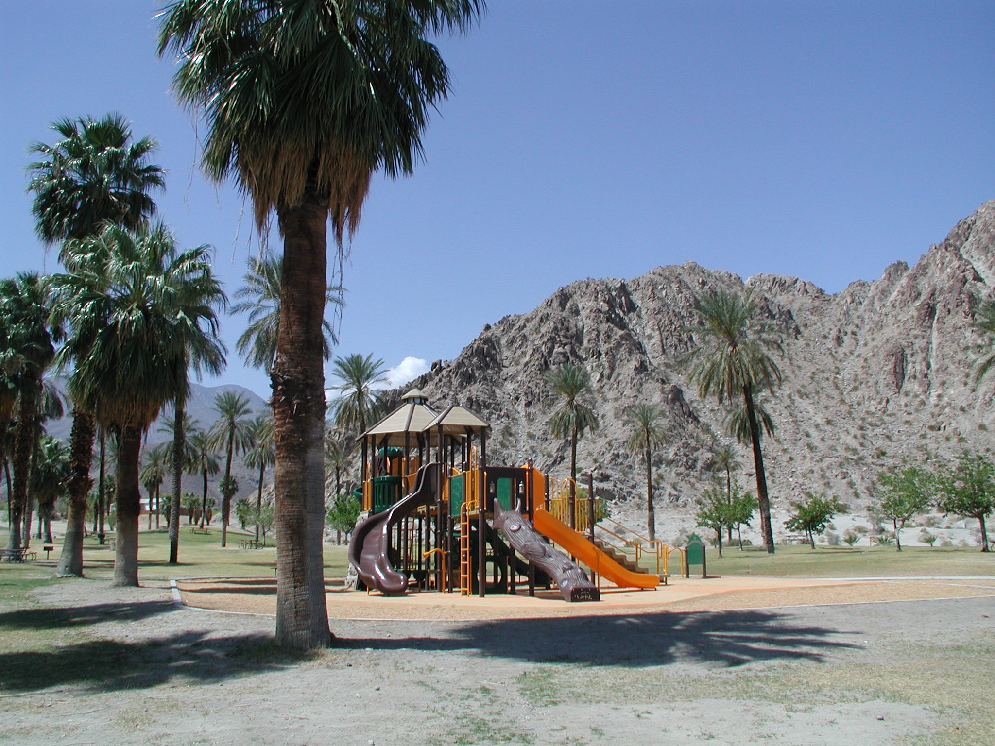 Playground at Cahuilla