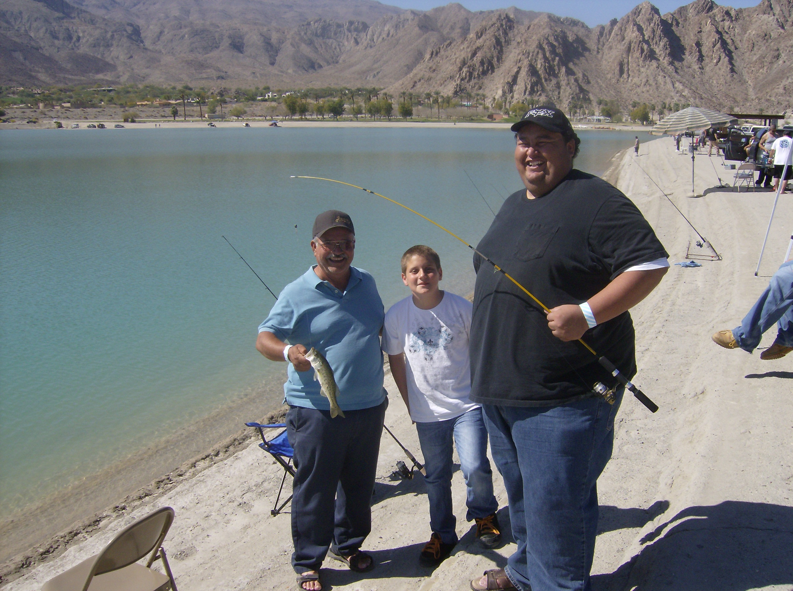 Lake Cahuilla Fishing Derby 056