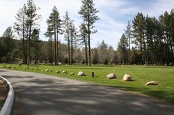 Scenic park drive