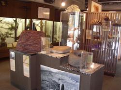 Cahuilla artifacts in Nature Center