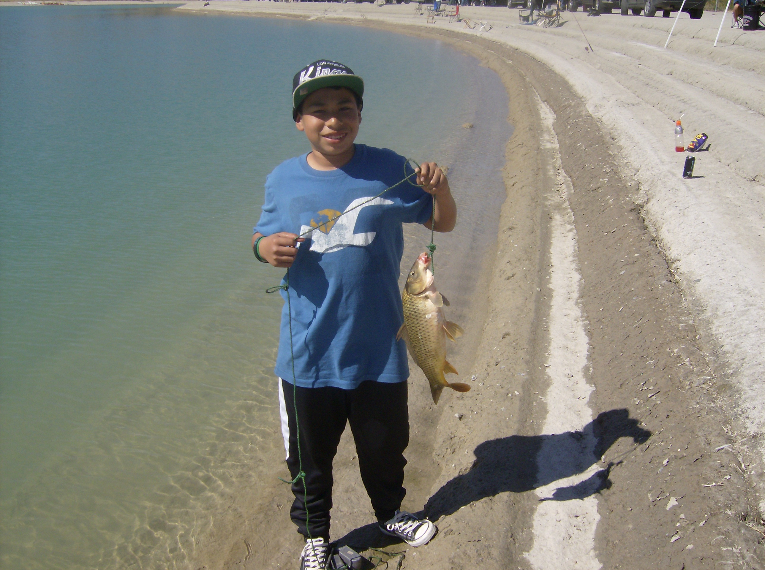 Lake Cahuilla Fishing Derby 083