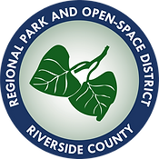 This is the RivCoParks Logo