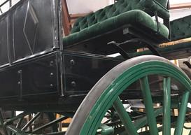 Vagón histórico en Gilman