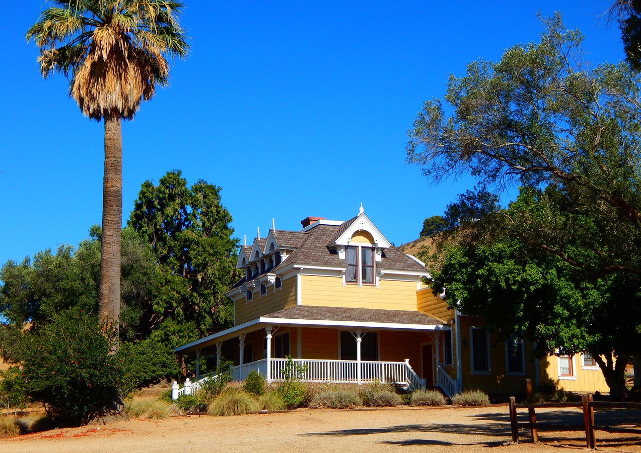 Gilamn Ranch House