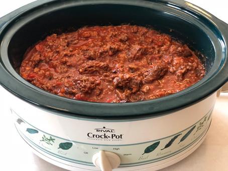 Wild-ly Easy Spaghetti Sauce