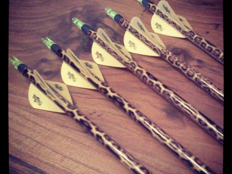 How To Fletch Arrows