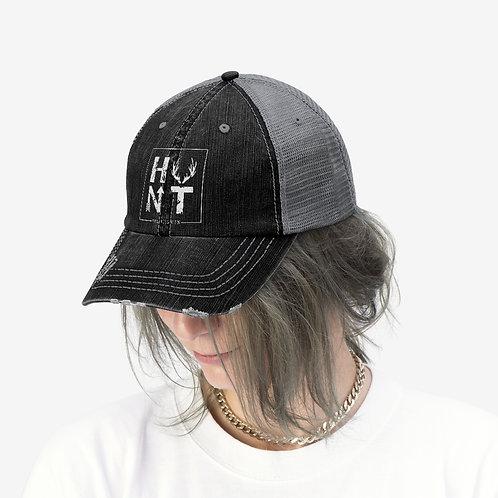 HV HUNT Unisex Trucker Hat
