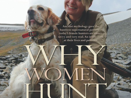 South Dakota Woman is Featured in a Provocative, Empowering New Book About Women Hunters