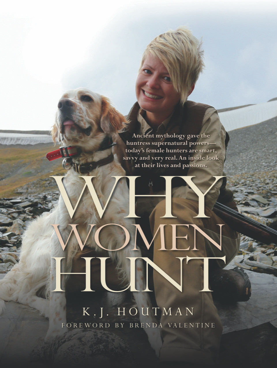 Why Women Hunt Book
