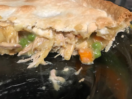 Impossibly Easy Wild Turkey Pot Pie