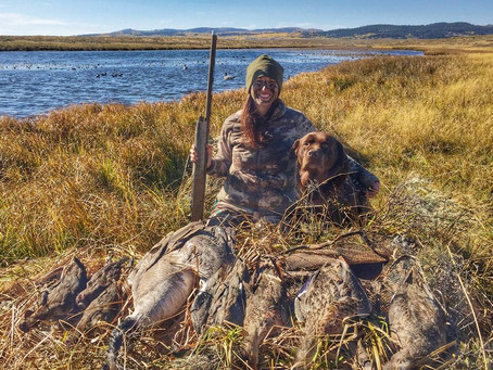 Lessons from a Beginner Waterfowler
