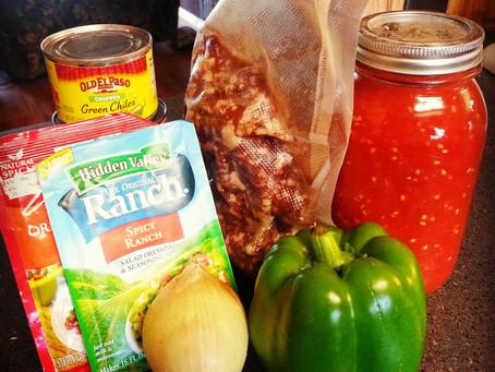 Venison Taco Soup Recipe