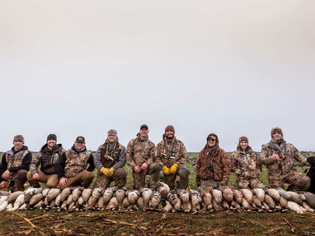 5 Steps to a Successful Waterfowl Hunt