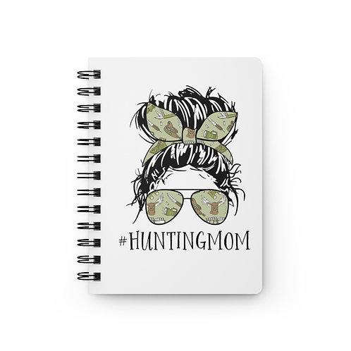 #HuntingMom Spiral Bound Journal
