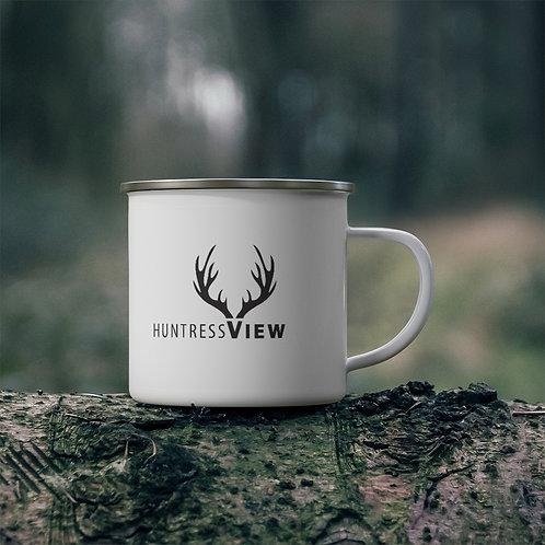 Enamel Campfire Mug