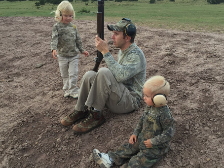 Why to Take a Kid Hunting