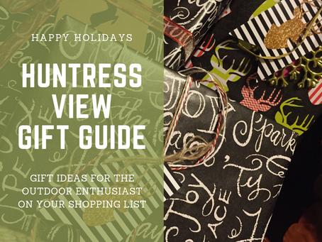Huntress View 2018 Gift Guide