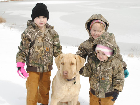 8 Tips for Hunting With Young Children