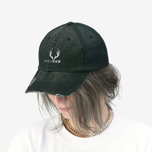 Huntress View Unisex Trucker Hat