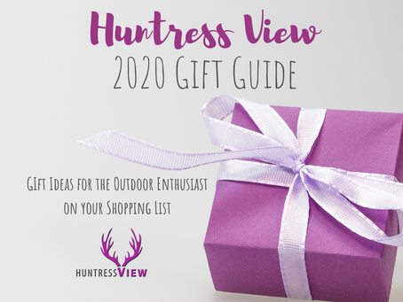 Huntress View 2020 Gift Guide