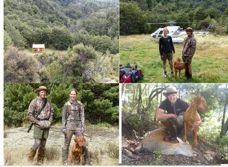 Backcountry Family Trip to the Kawekas, New Zealand