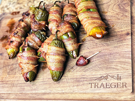 Grilled Dove Poppers Recipe