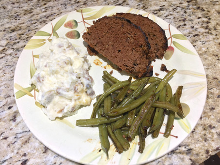 Recipe: Slow-Cooker Wild Game Meatloaf