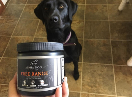 Free Range by Alpha Dog Nutrition - Product Review
