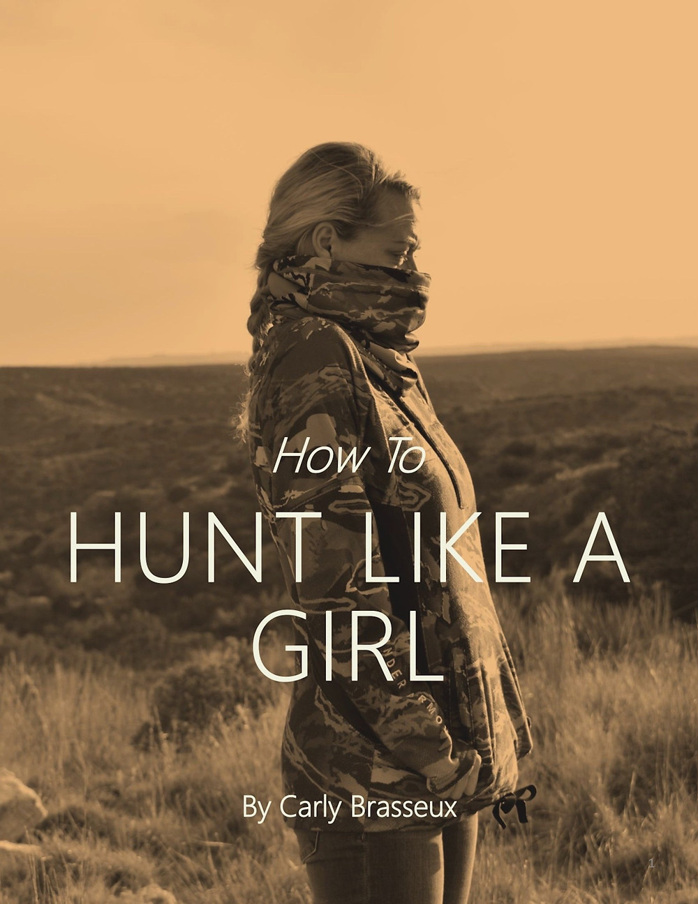 How to Hunt Like a Girl Book Cover