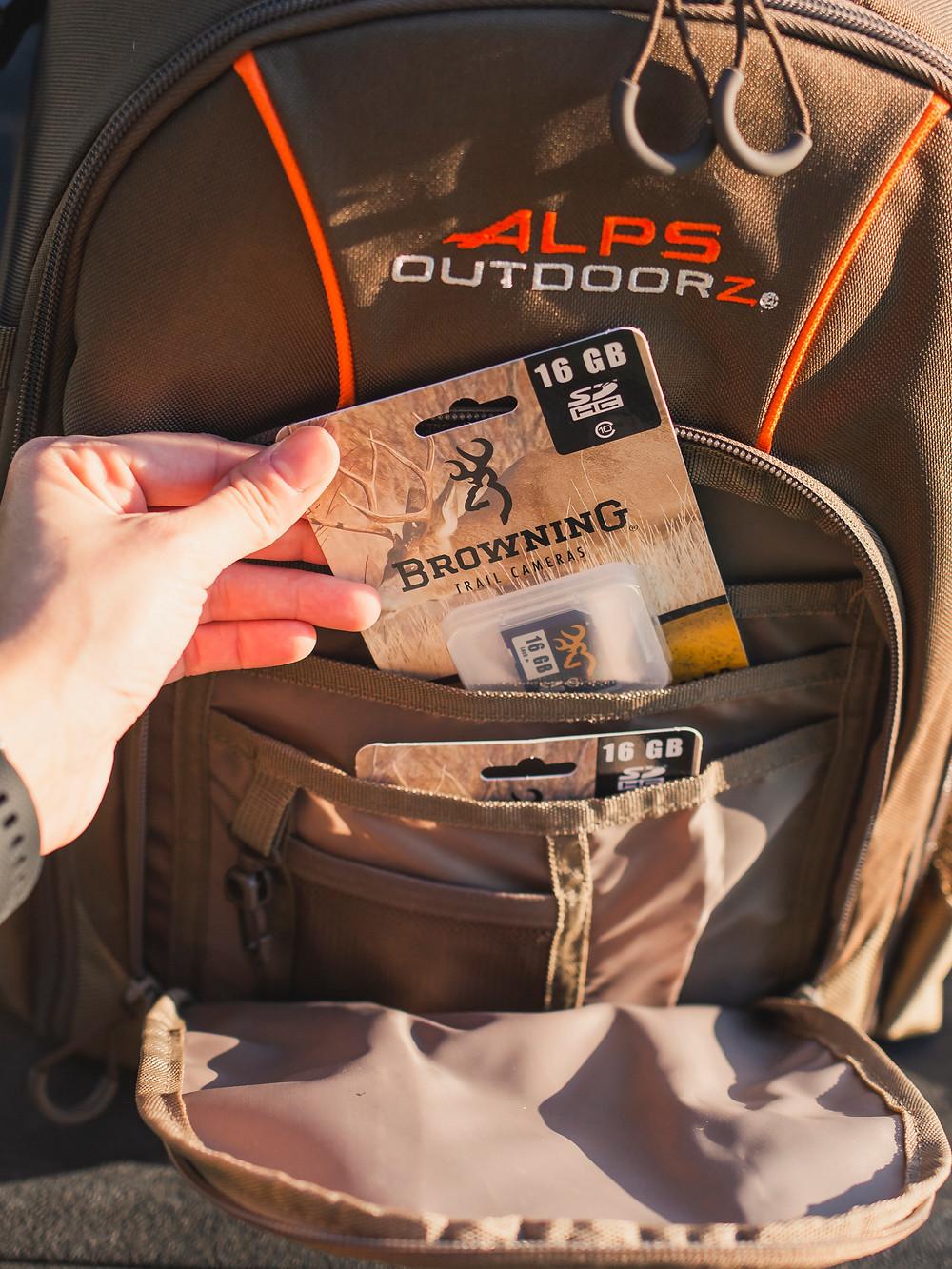Alps OutdoorZ Motive Pack External Pocket