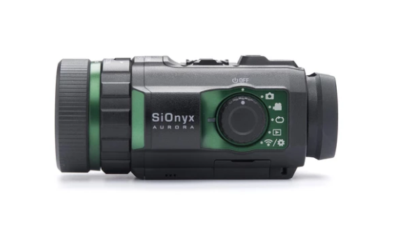 SiOnyx Aurora Infrared Color Night Vision Camera