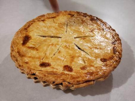Pheasant Pot Pie Recipe