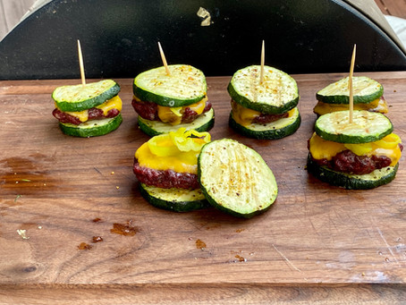 Recipe: Venison Zucchini Sliders