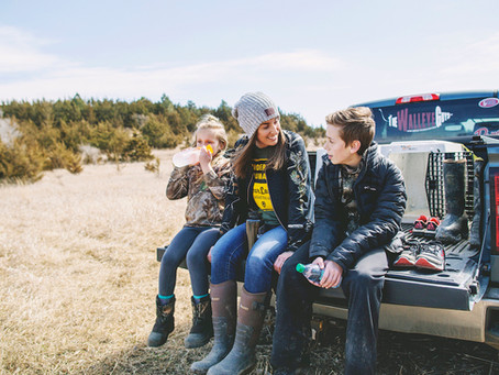 How to Have a Life Outdoors When You Have a Family