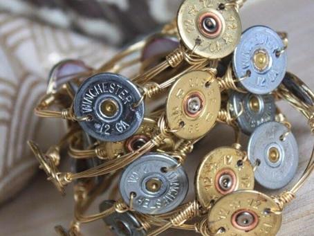 Jewelbilee: Shotgun Bangles