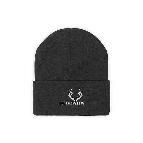 Huntress View Knit Beanie