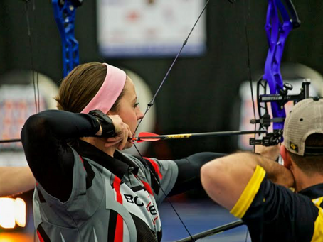 Archers Helping Archers