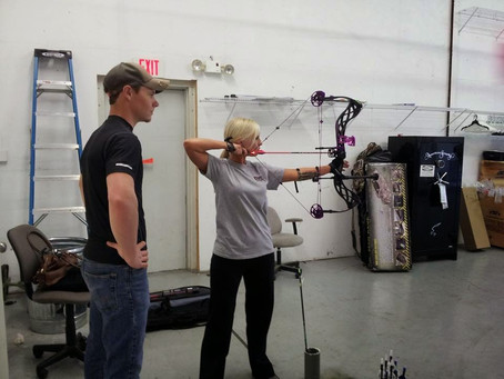 The Benefits of an Archery Coach