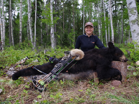 2018 Spring Bear Hunting with Full Boar Outfitters