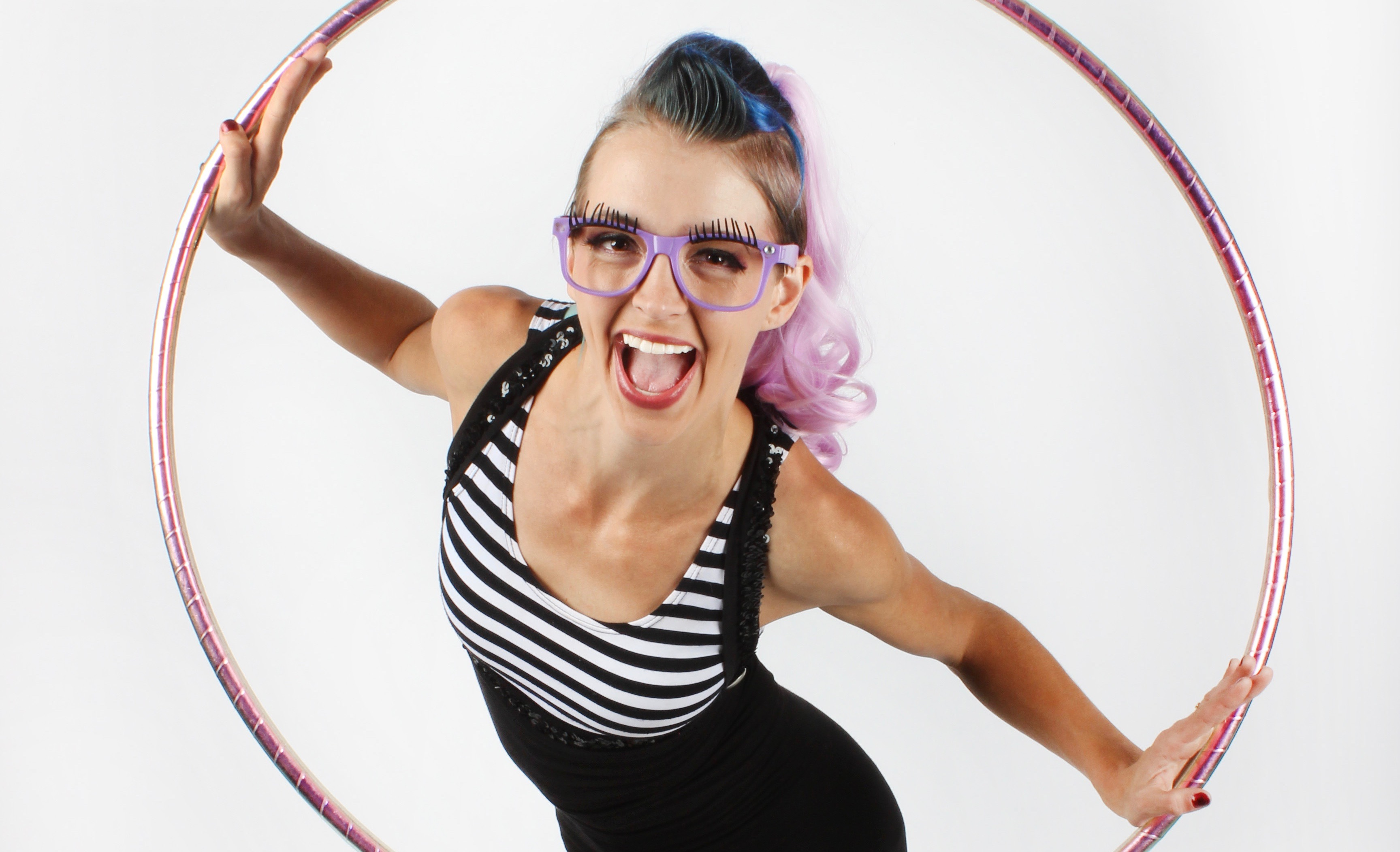 Prop - Kate - Hula hoop