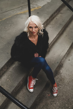 Kate fur coat