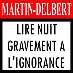 martin delbert