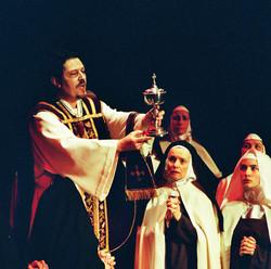 Blanche (d'après Poulenc et Bernanos) (2008)