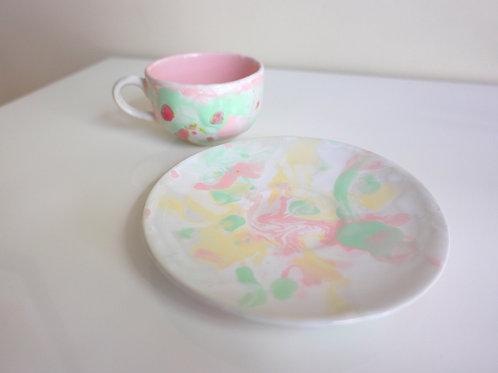 Cup and Saucer set 3