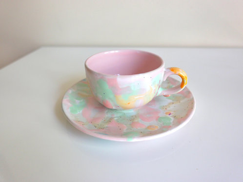 Cup and Saucer set 2