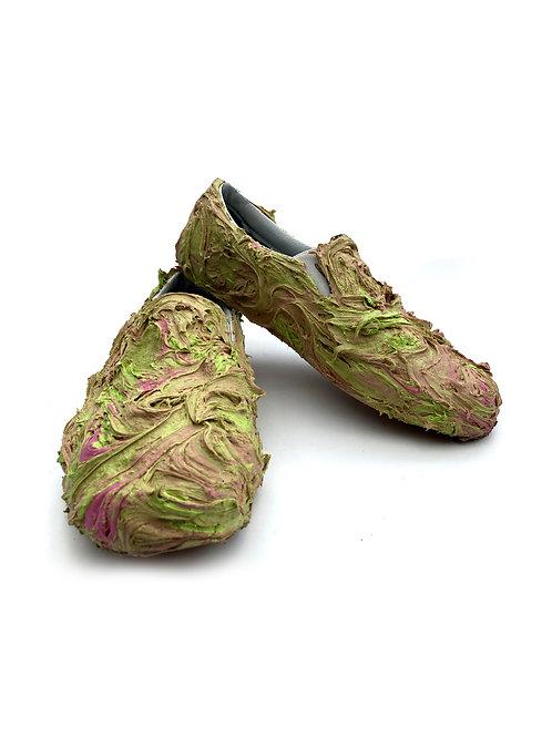 venom spit shoes